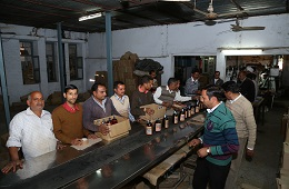 Country Liquor Bottling Plant
